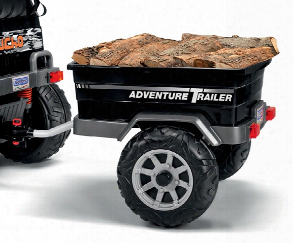 Polaris Rzr Adventure Trailer