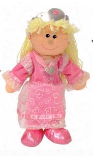 Princess Telltale Puppet