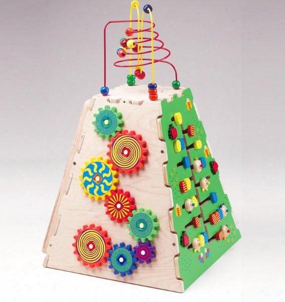 Pyramid Of Play Activity Center