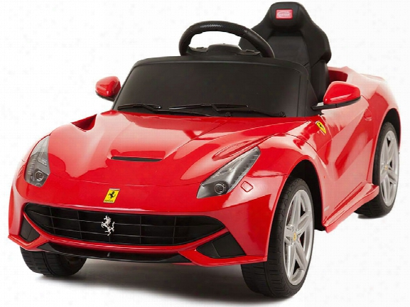 Rastar Ferrari F12 12 Volt Ride On Vehicle Remote Controlled