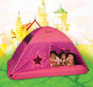 Secret Castle Double Bed Tent