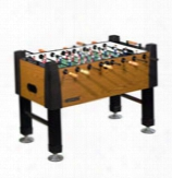 Signature Burr Oak Foosball Table