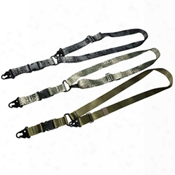 Single To Double Point Rifle Sling