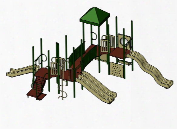 Sportsplay 17051 Playgroundsystem
