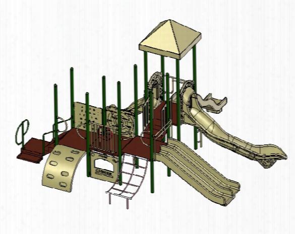 Sportsplay 17069 Playground System