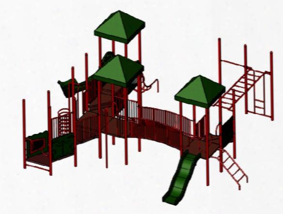 Sportsplay 21268 Playground System