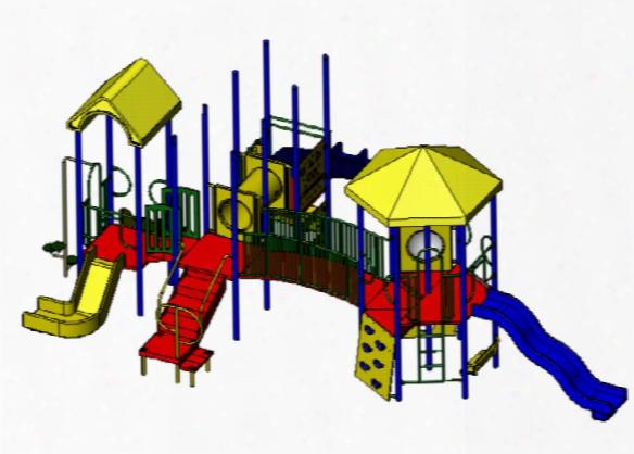Sportsplay 26878 Playground System