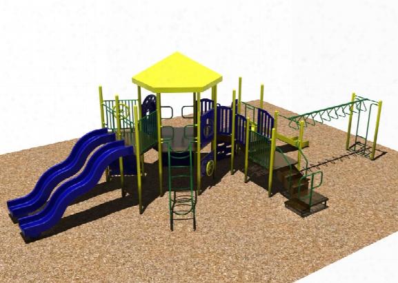 Sportsplay 4644 Playground System