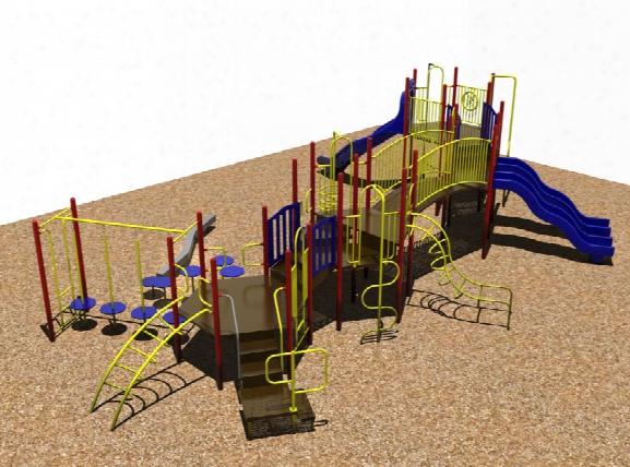 Sportsplay 4671 Playground System