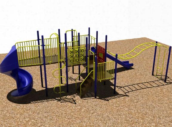 Sportsplay 4782 Playground System