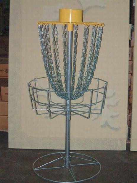 Standard Portable Disc Golf Target