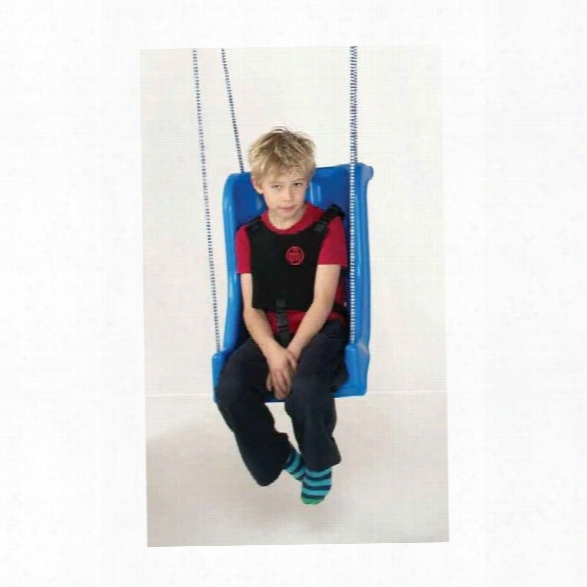 Teenage Full Support Seat Accessible Swing