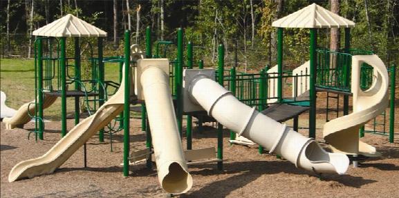Thomas Modular Playground 3.5 Inch Posts