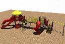 Sportsplay 4757 Playground System