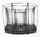 Thunder Trampoline With Enclosure - Large