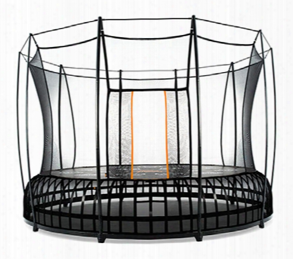 Thunder Trampoline With Enclosure - Extra Large