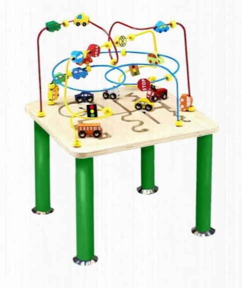Traffic Jam Roller Coaster Table
