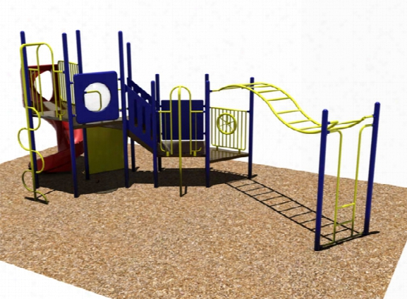 Ultimate Climber Playground System