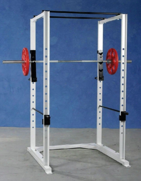 Wide Power Rack Fitness Frame