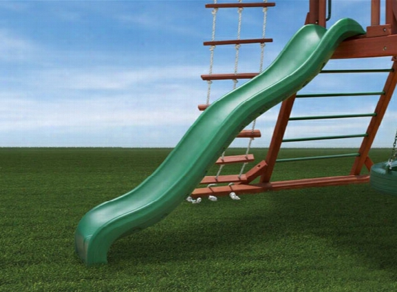 Wiki Wave Slide - Green