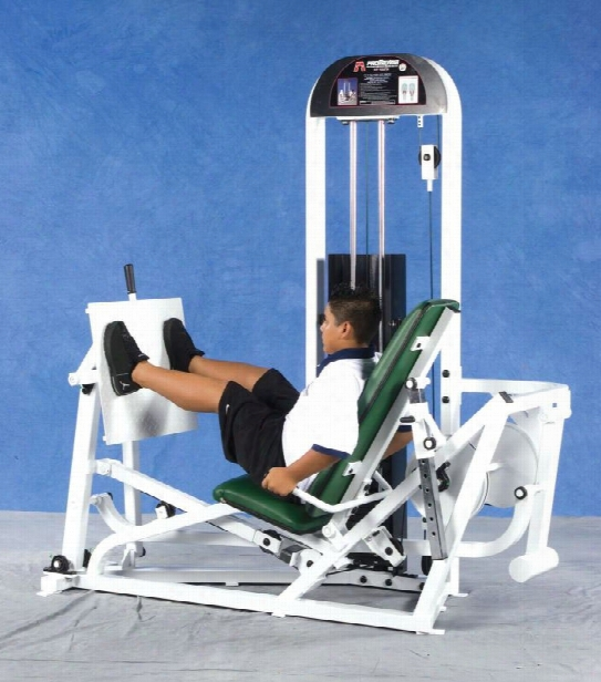 Youth Line Leg Press - For Children Up To 5 Foot 9 Inch