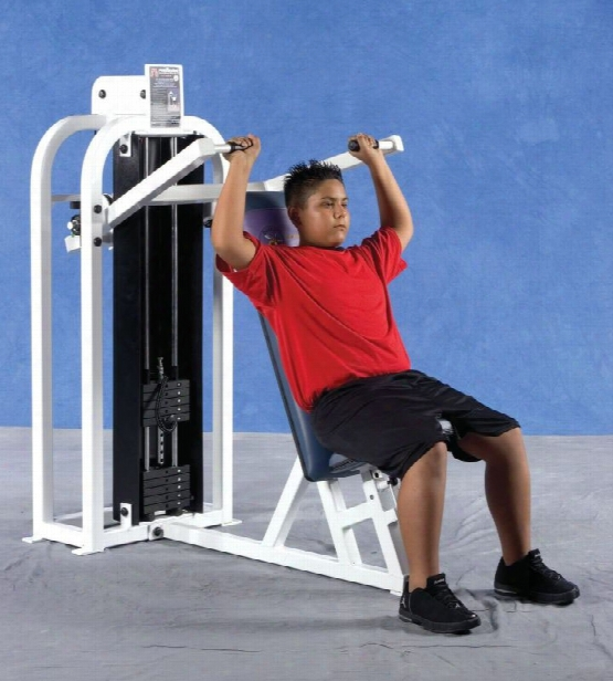 Youth Line Shoulder Press -for Children Up To 5 Foot 9 Inch