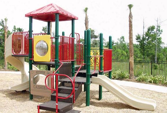 Zack Modular Playground 3.5 Inch Posts