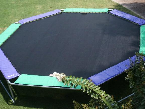 16 Foot Magic Circle Octagon Trampoline