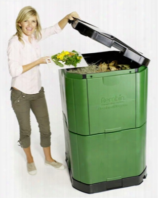Aerobin Insulated Composter 113 Gallon