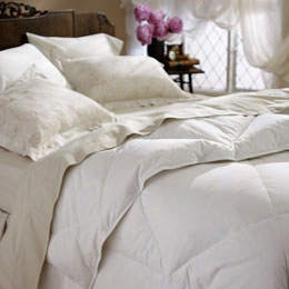 All Natural Down Comforter - King