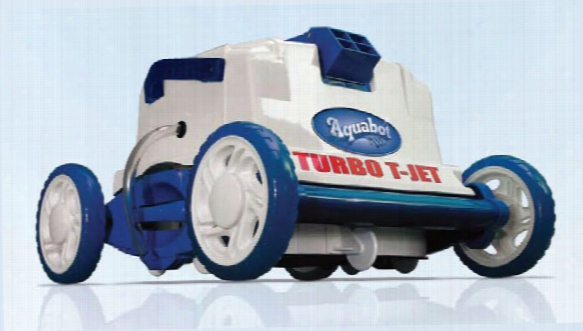 Aquabot Turbo T Jet Pool Cleaner