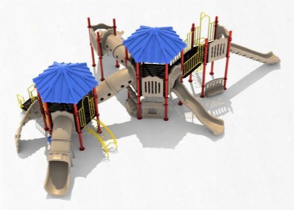 Augusta Playground - 4.5 Inch Posts