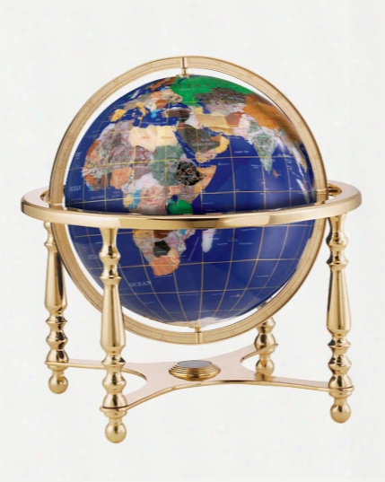 Compass Jewel Globe