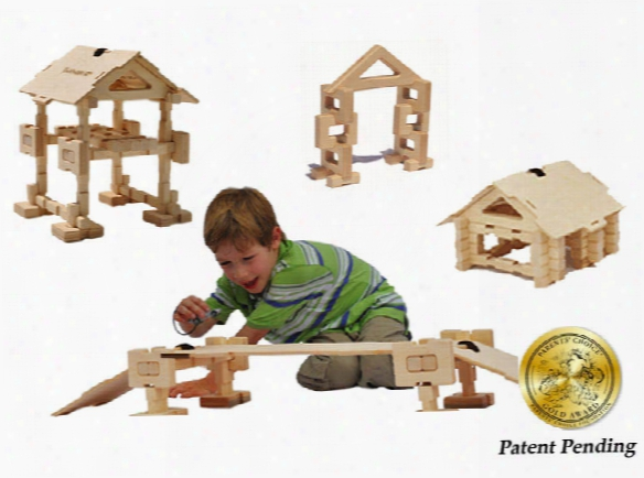 Cottage Bridge Timberworks Set