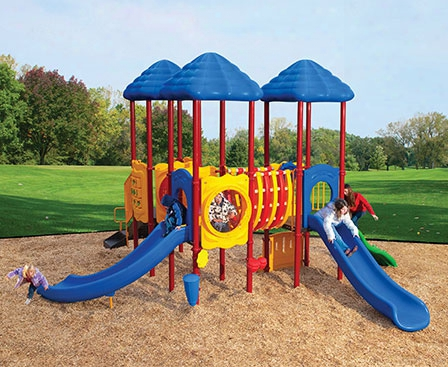Cumberland Gap Playsystem - Natural Or Playful Colors