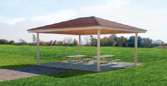 Custom Park Shelter