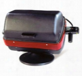 Deluxe Tabletop Electric Grill -s Atin Black