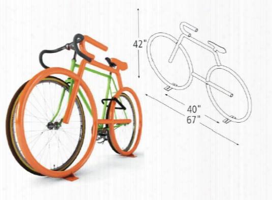 Dero Bike Bicycle Rack