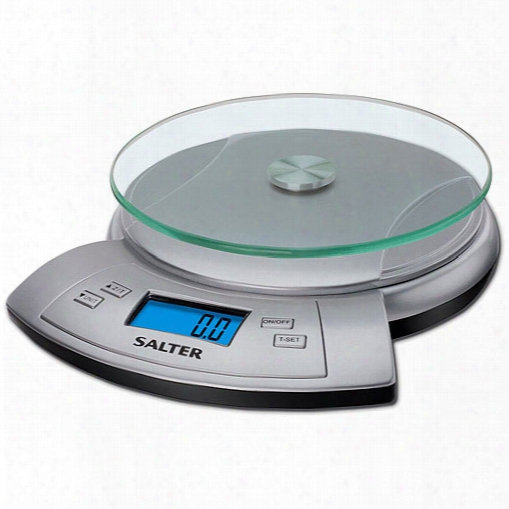 Digital Kitchen Scale With Timer And Temperature