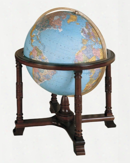 Diplomat Globe Blue Ocean