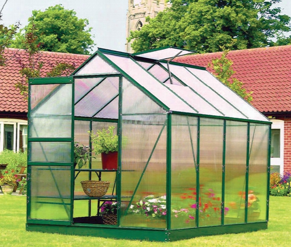Easystart Greenhouse With Base - Small