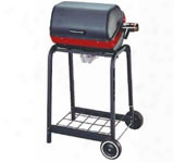 Electric Cart Grill - Satin Black