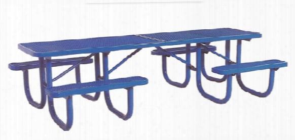 Extra Heavy Duty Ada Shelter Table 10 Foot