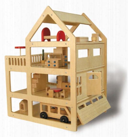 Family Doll House