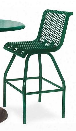 Food Court Chair 30 Inch High Diamond