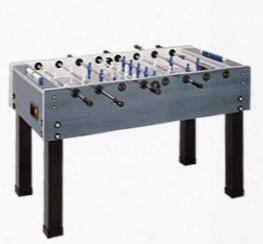 Garlando G-500 Blue Weatherproof Foosball Table
