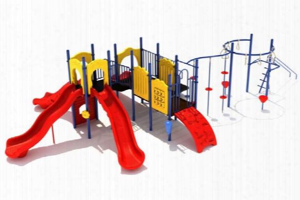 Goleta Spark Playground - 3.5 Inch Posts