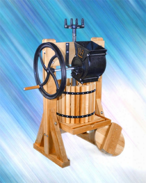 Homesteader Single Tub Cider And Wine Press