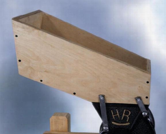 Jaffrey Wooden Hopper For All Grinders