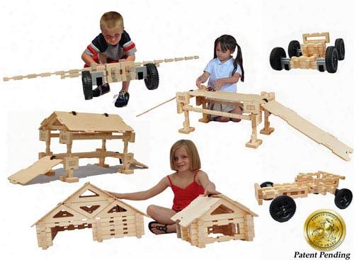 King Timberworks Set
